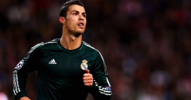 Tweet of the Day: Cristiano Ronaldo - Big fan of The Sunday Game, apparently