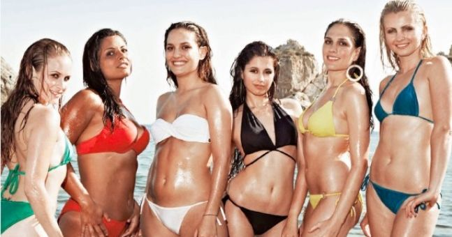 Gallery: Ryanair launches 2013 'The Girls of Ryanair' calendar