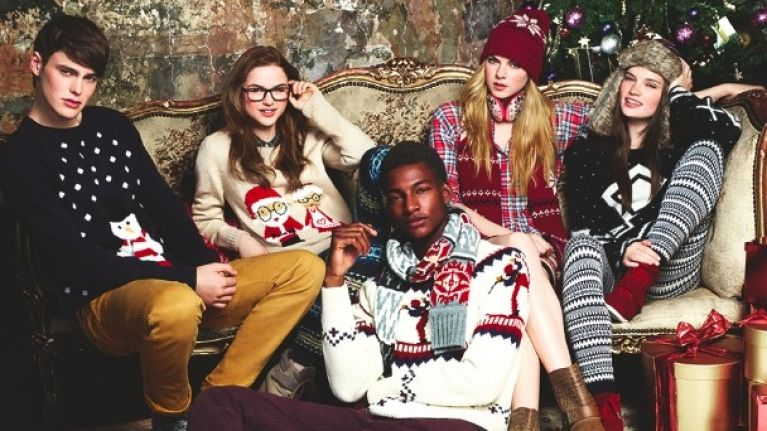 Just In Time For Christmas.Competition Win A Festive Themed Jumper Just In Time For