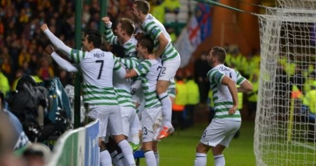 Audio: Incredible radio commentary on Celtic's win over Barcelona