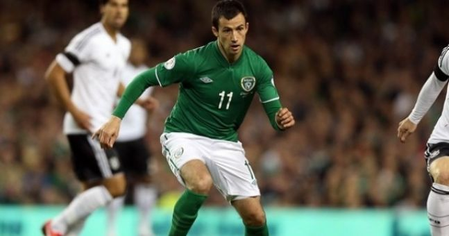 Keith Fahey returns to Ireland on 'indefinite compassionate leave'