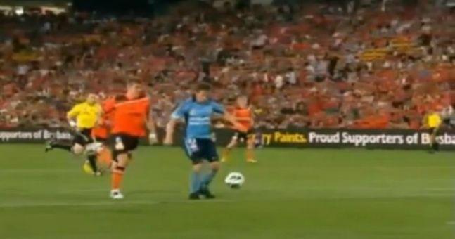 Video: Del Piero has still got it - two stunning goals from last night