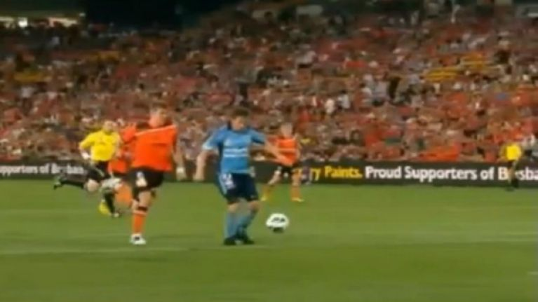 Video: Del Piero has still got it - two stunning goals from last night