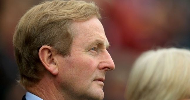 Is Enda Kenny set for a Nobel Peace Prize?