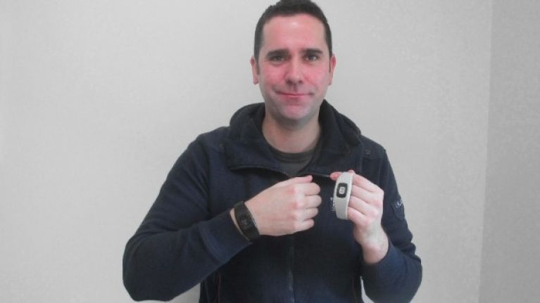 JOE Meets Paul Griffin the Irish entrepreneur behind the ZBand