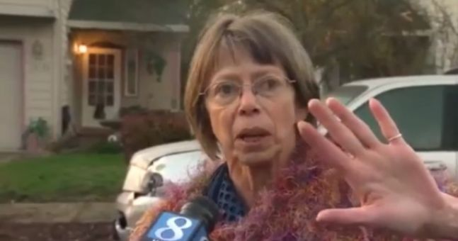 Video: Did she just say what we think she said?