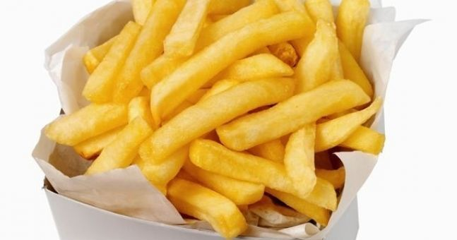 Good news, chips are not bad for you