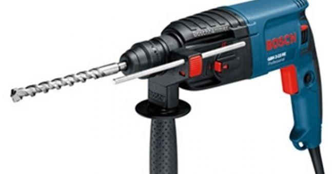 Get tooled up at Caulfields Week 3: BOSCH Rotary Hammer Drill