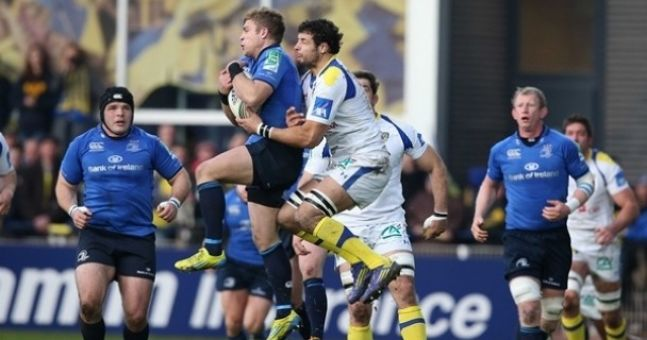Leinster narrowly fail to make it a clean sweep for the Irish provinces