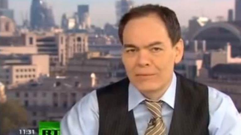Video: American economist destroys Michael Noonan on TV