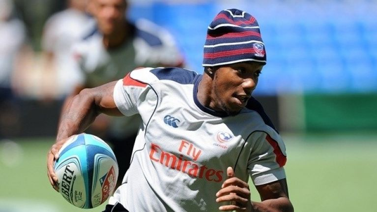 Video: Meet Carlin Isles. Possibly the fastest man in rugby