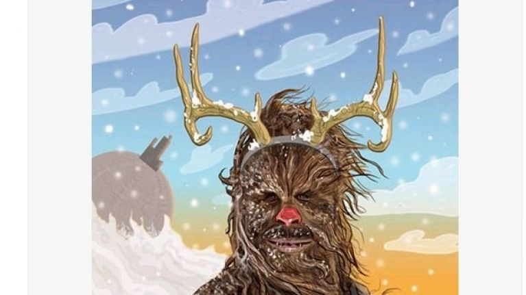 Have you bought your Christmas cards yet? Bet they're not as