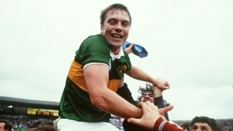 Picture: Lovely touch. Páidí Ó Sé remembered in BBC Sports Personality of the Year tribute