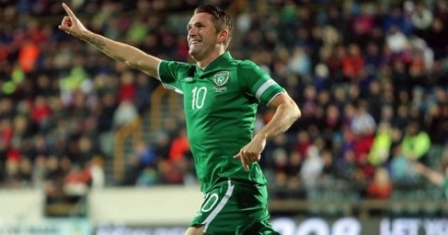 Video: Why was Robbie Keane making a surprise Skype call to an Irish couple in Australia?