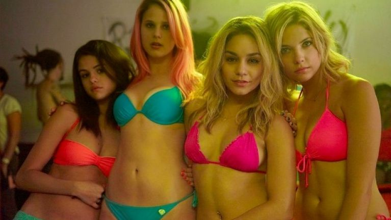 Spring breakers naked leaked photos