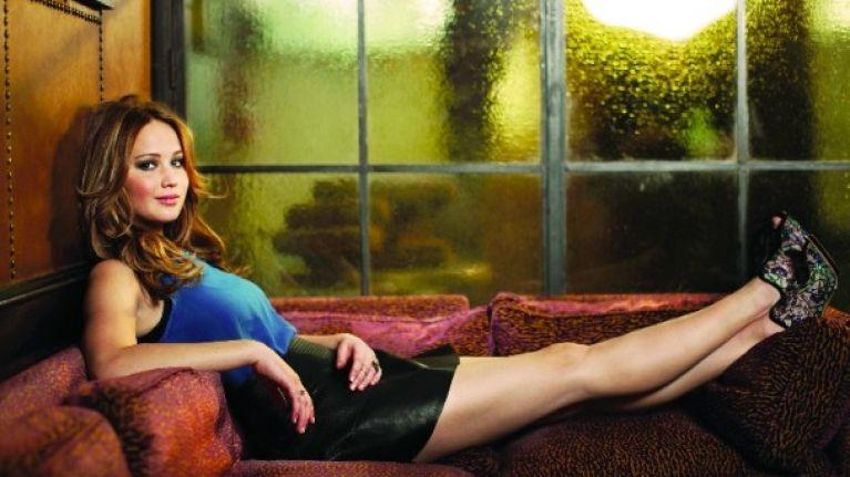 Video: Jennifer Lawrence does Dumb and Dumber impression...