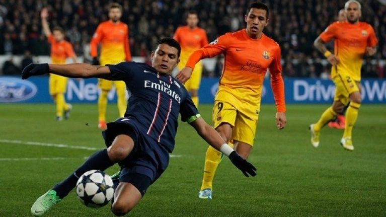 Heineken Champions League Hero of the Week: Thiago Silva ...