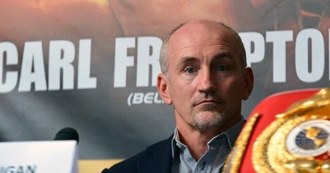 Mighty Mac: Barry McGuigan
