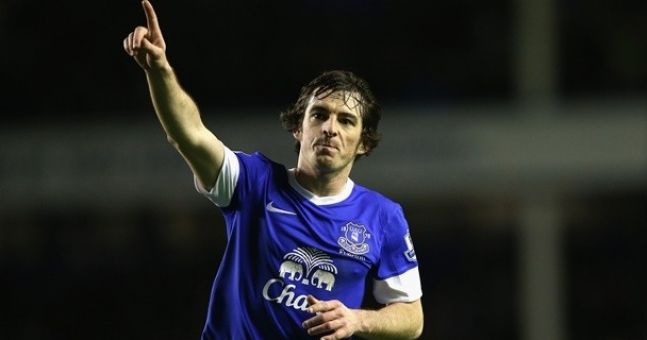Heart-warming gift from Everton as Leighton Baines surprises fan