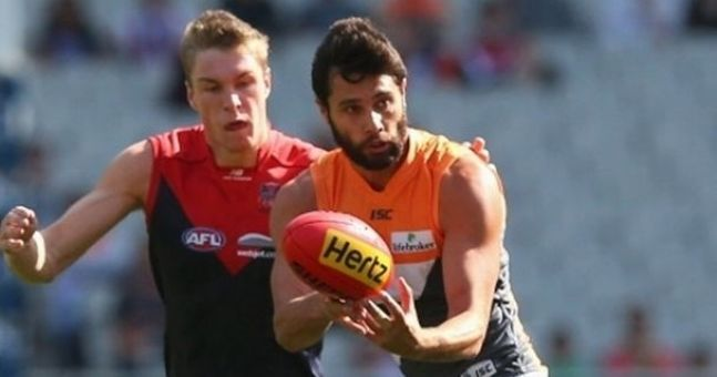 Video: Setanta O hAilpin's return to the AFL after injury went pretty well