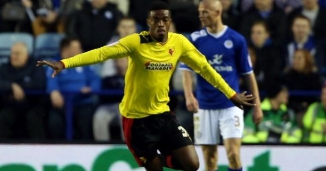 Video: Stop everything and watch Nathaniel Chalobah's stunning strike for Watford last night