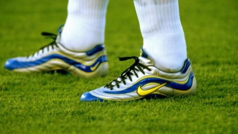 5fafddcefd4 Picture  Nike s special edition Mercurial Vapor R9 boots are bloody  fantastic