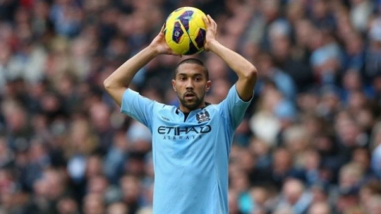 Pic: Gael Clichy's Wikipedia page was briefly but hilariously hijacked last night