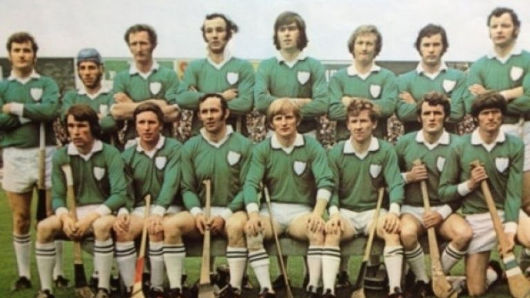 Puc Fado - A look back Limerick's last All-Ireland success in 1973