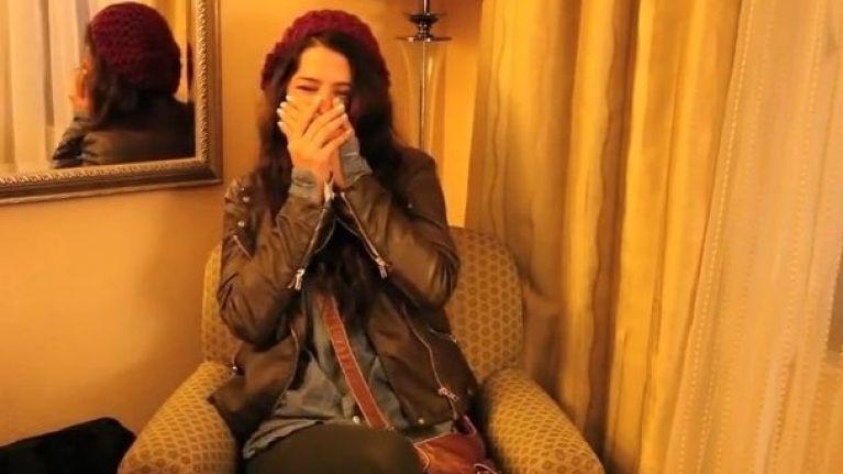lesbiab video web cam kouření