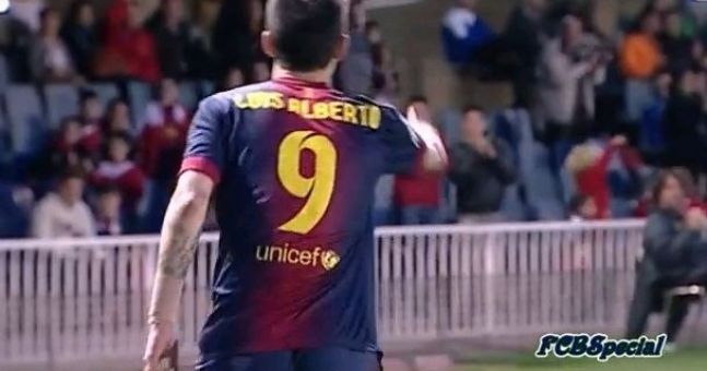 Video: Luis Alberto Romero, heavily linked with Liverpool today, looks fairly handy