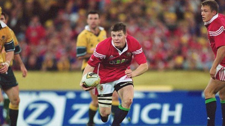 Classic Lions Moment – Brian O'Driscoll's try v Australia 2001