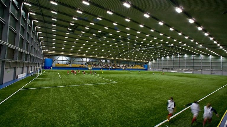 Check Out Ireland S Newest Amp State Of The Art Indoor