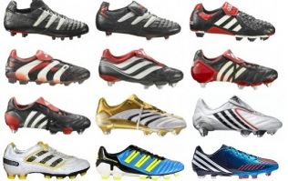 Gallery: The evolution of the Adidas Predator