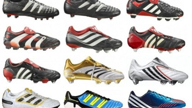163f6f67c Gallery  The evolution of the Adidas Predator