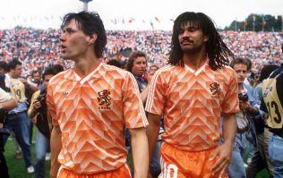 JOE's Retro Jerseys: Holland 1988