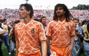 JOE's Retro Jerseys: Holland 1988