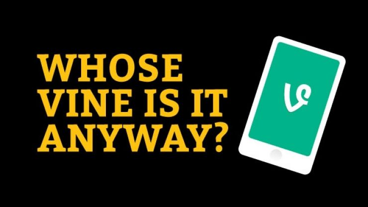 Whose Vine Is It Anyway?