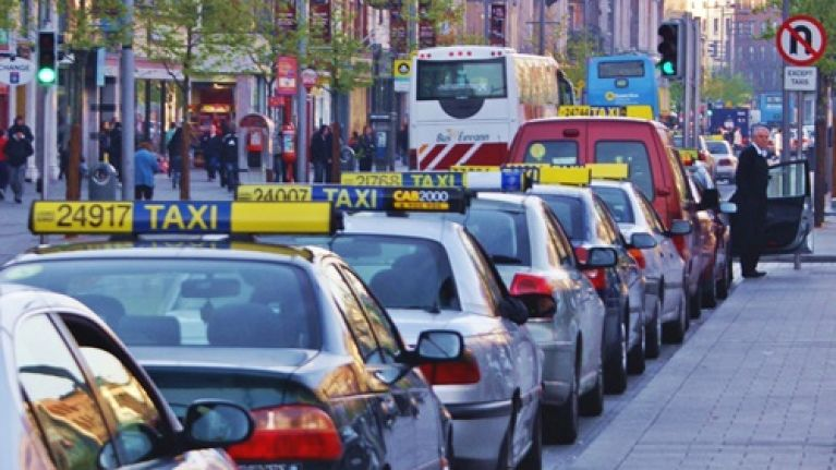 PIC: This Dublin taxi company's Facebook post has gone viral