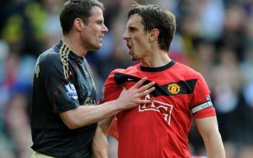 This should be fun. Jamie Carragher will join Gary Neville on Monday Night Football next season