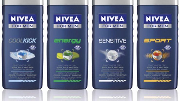 Review: Nivea for Men Sport Shower Gel