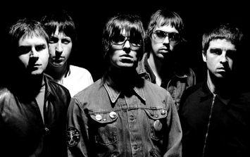 Oasis' big announcement wasn't a reunion then...