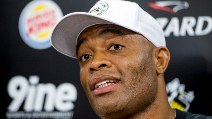 Video: Anderson Silva and Pele star in the most bizarre MMA/football ad you're ever likely to see