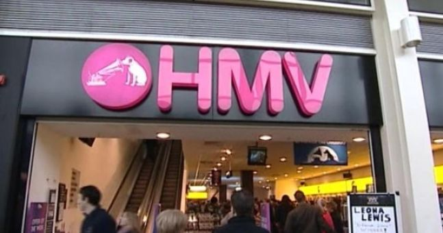 HMV stores to re-open with €4 million investment and 100 jobs created