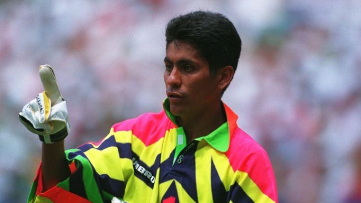 JOE's Retro Jerseys: Jorge Campos '94