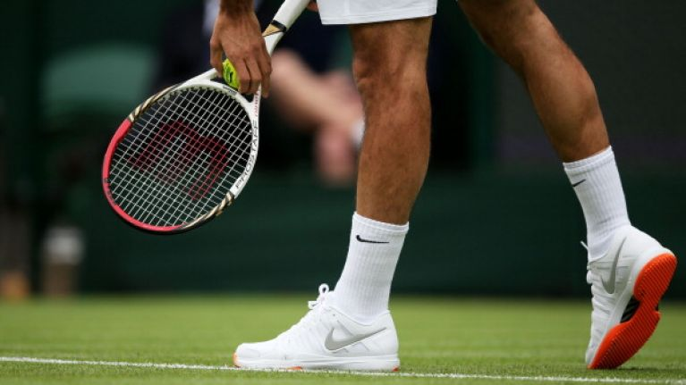 d762c859cf2d0c It didn t take Nike long to come up with a clever ad about Roger ...