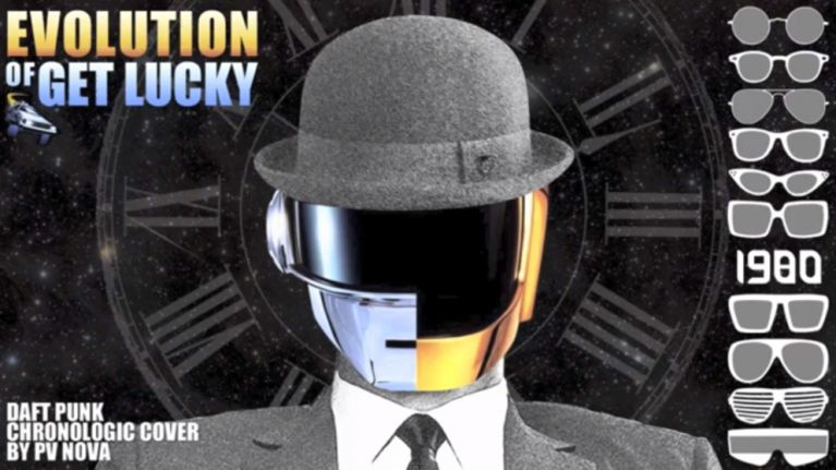 Video: Daft Punk's 'Get Lucky' through the ages    | JOE is