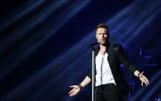 Ronan Keating is hoping to collaborate with Jay-Z