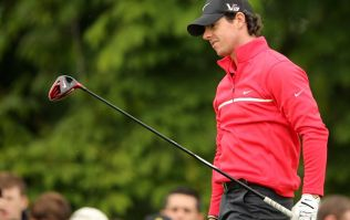 Video: Rory McIlroy takes on a robot in a highly entertaining golf shoot-out