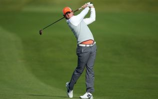 Pic: Classy Rory McIlroy at the Irish Open