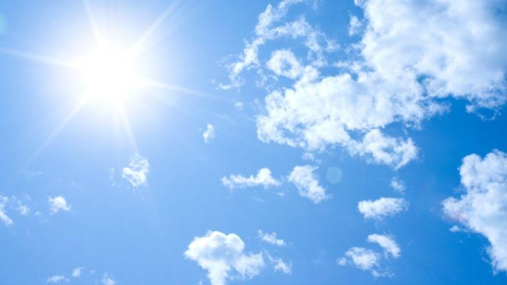 Pic: Met Eireann's rainfall radar makes for glorious viewing this morning